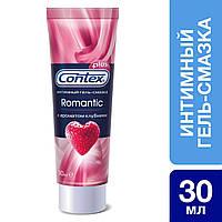CONTEX, Интимный гель-смазка Romantic (30 мл)