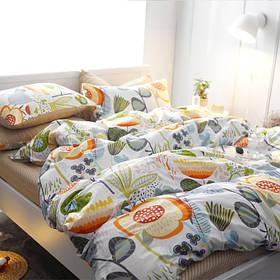 Комплект постельного белья Herbs (двуспальный-евро)