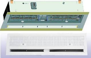 Воздушная завеса OLEFINI RSEH-36