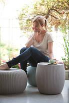 Кресло-пуф KNIT SEAT (COZIES), фото 2