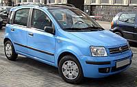 Разборка запчасти на Fiat Panda Друге покоління (2003-2012)