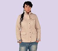 Женская демисезонная куртка. Модель 11. Размеры 50-56