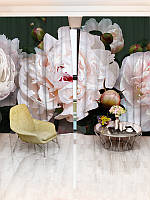 Фотошторы цветы (30934_1_1)