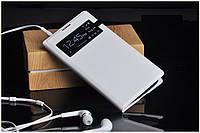 Чехол Samsung S4 / I9500 книжка с окном S-VIEW белый