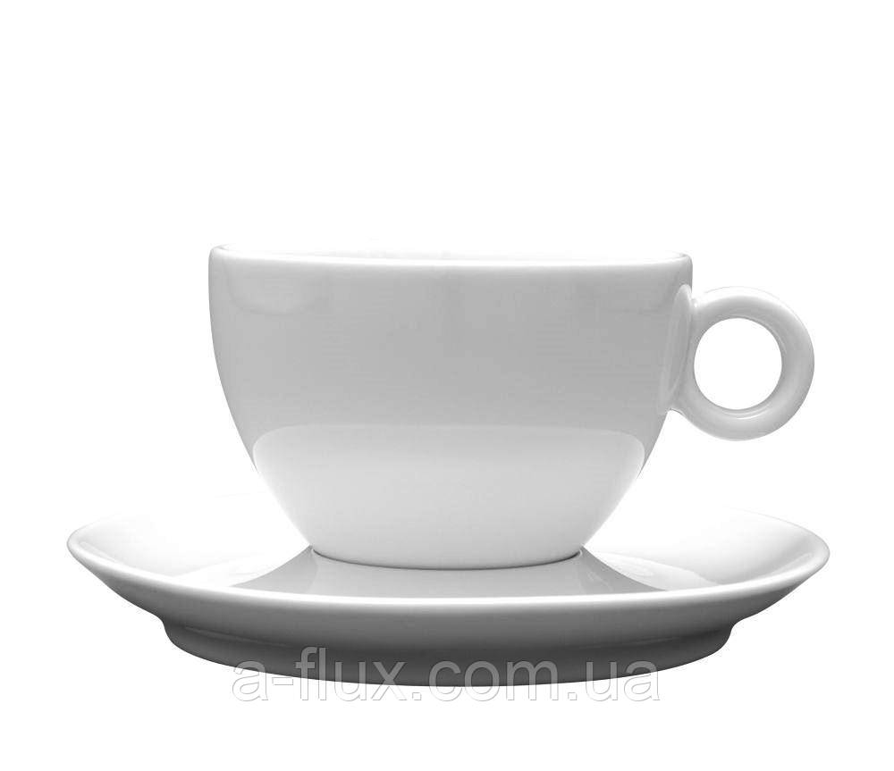 Чашка с блюдцем Bola Lubiana 150 мл