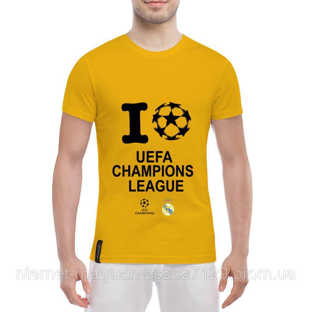 Футболка Лига Чемпионов УЕФА (UEFA)