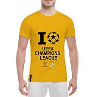Футболка Лига Чемпионов УЕФА (UEFA), фото 1