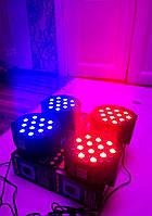 Светодиодная лампа интерьерной подсветки на праздник Led par 36 х 1