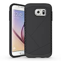 Чехол Samsung S6 edge / G925 бампер Armor Shield черный, фото 1