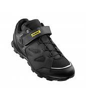 Обувь Mavic XA ELITE, размер UK 10 (44 2/3, 282мм) Black/Black/Bk черная