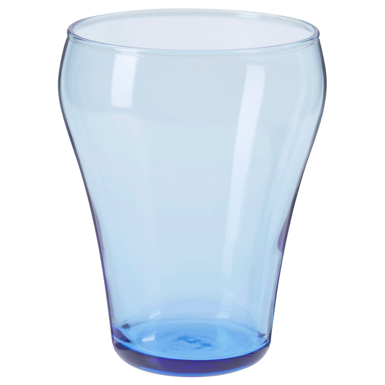 "ИКЕА ""ТОРСТИГ"" Стакан, синий 6шт./310мл."