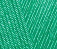 Пряжа для ручного вязания Alize DİVA (Ализе дива) 610 Изумруд