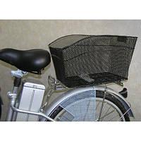 Корзинка задняя для велосипеда