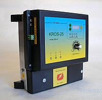 """Контроллер-регулятор отопительной системы """"KROS-25"""" для систем до 25 кВт"""
