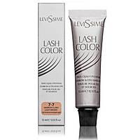 Краситель для бровей и ресниц Levissime Lash color. Светло-коричневый