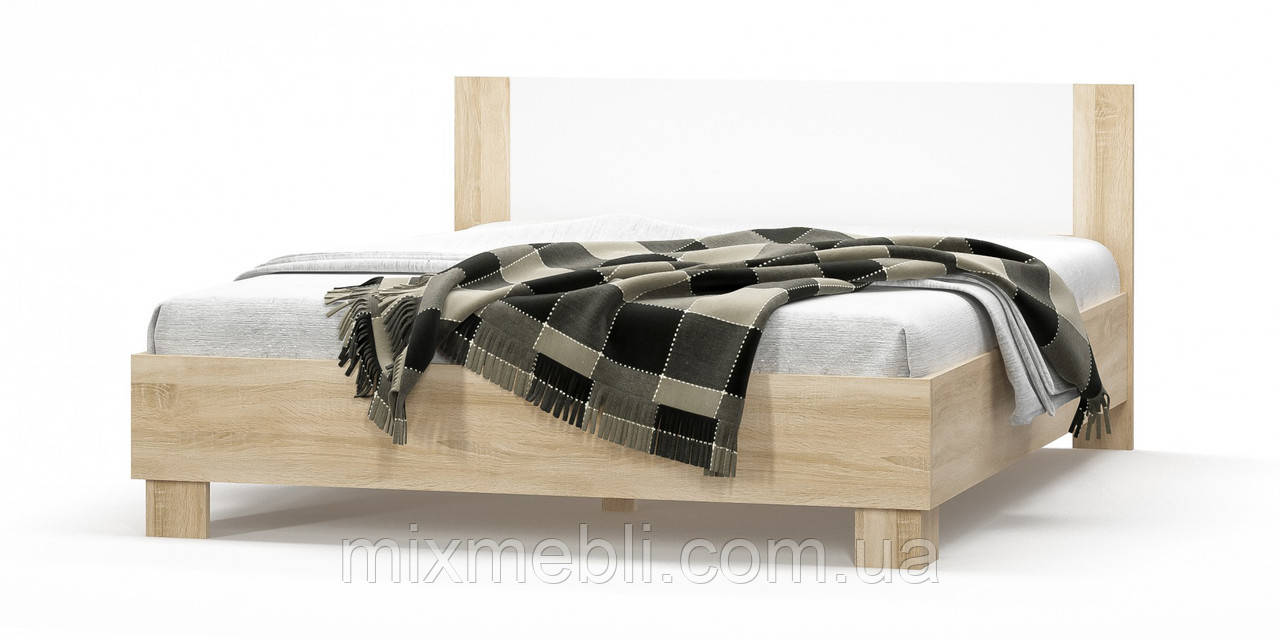 Кровать Маркос 1,6 + ламель (МС)