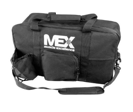 Сумка спортивная MEX Nutrition - Gym Sports Bag (черная)