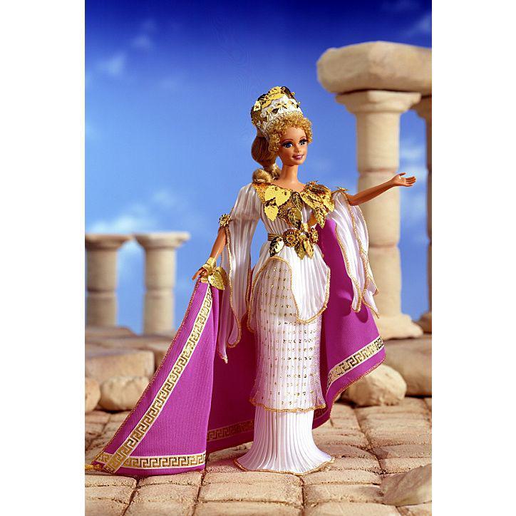 Кукла Барби коллекционная Греческая Богиня / Barbie Grecian Goddess Great Eras Collection (1996)