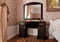 """Столик туалетный с зеркалом """"Женева"""" в спальню"""