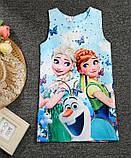 Платье детское Фрозен, фото 3