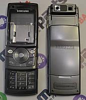 Корпус для телефона Samsung G600 (Качество ААА) (Серый) Распродажа!