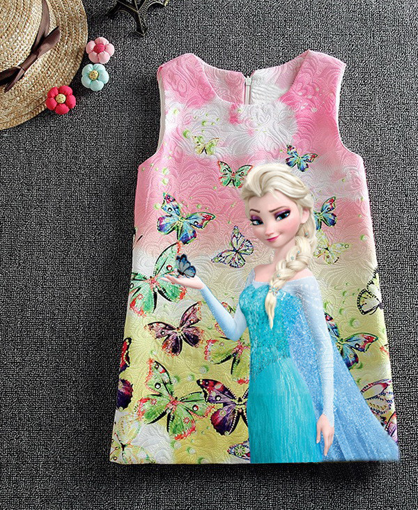 Платье детское Фрозен