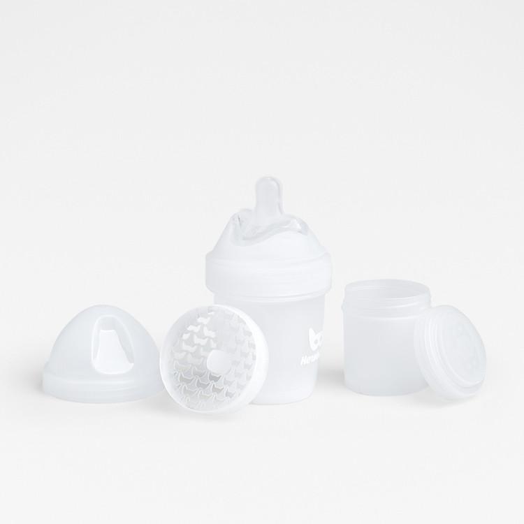 Herobility - Бутылочка Herobottle 140 ml, цвет белый