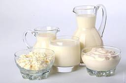 Закваски для кисломолочной продукции