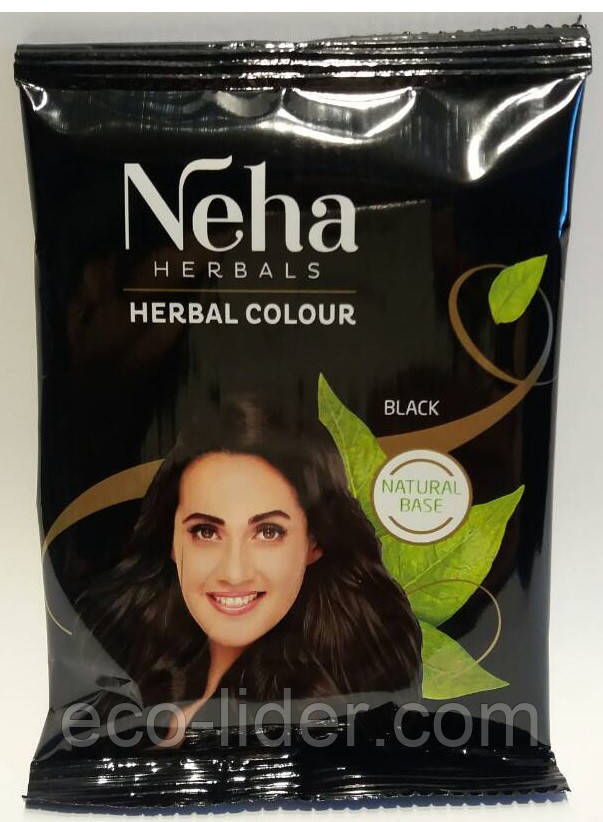 Изображение Neha Herbals black 20 g