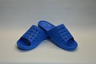 Сланцы женские Ромашки синие, фото 1