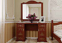 """Столик туалетный с зеркалом """"Магнолия"""" в спальню"""