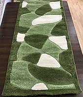 Зеленый ковер в гостиной,зеленый ковер с длинным ворсом,зеленый ковер с высоким ворсом, фото 1