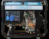Дизель генератор 5 кВт Könner&Söhnen KS 6100HDE