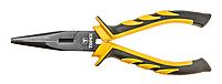 Плоскогубцы удлиненные прямые, 160 мм, TOPEX