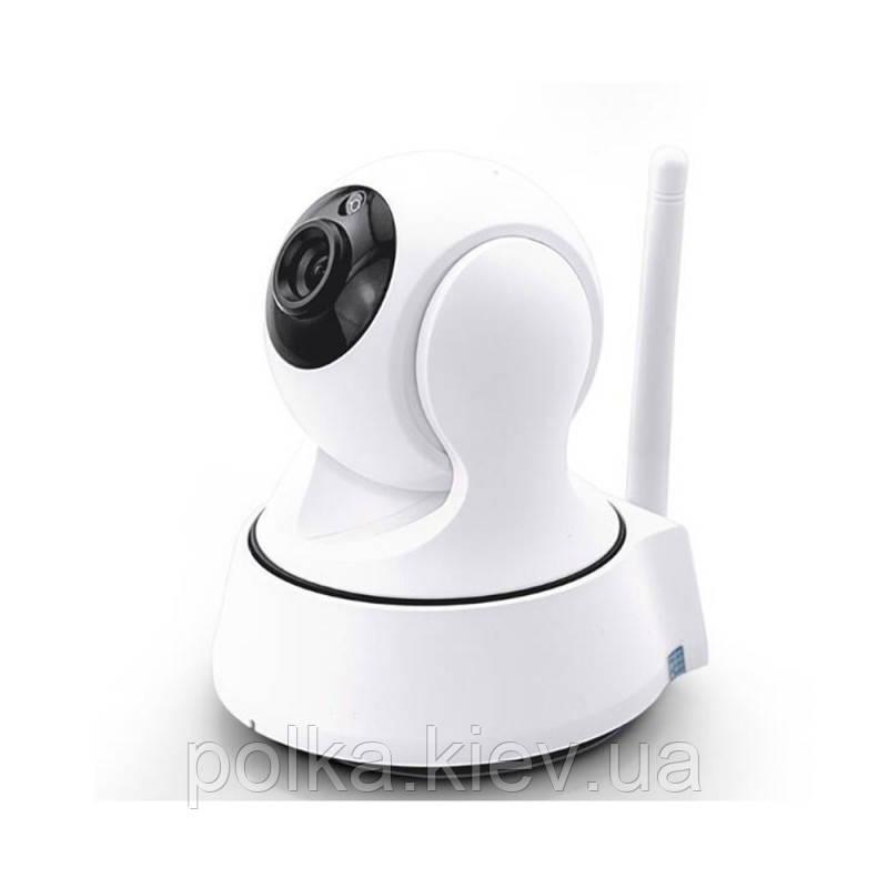 Ip камера Wi-Fi поворотная, Камера видеонаблюдения, Видео няня с возможностью удаленного управления
