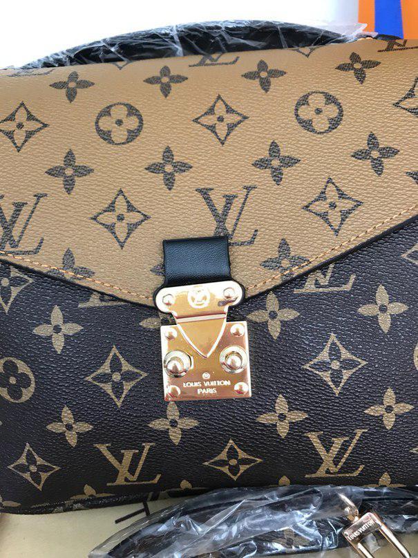 ba262603a27f Сумка Louis Vuitton Pochette Metis White Monogram Луи Витон: продажа ...