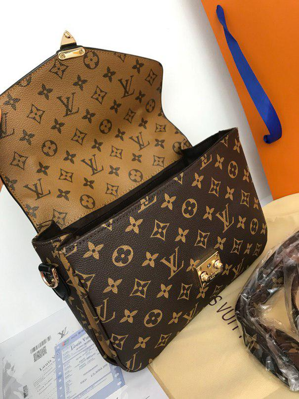 5f0aefe50f0a Сумка Louis Vuitton Pochette Metis White Monogram Луи Витон, цена 2 240  грн., купить в Киеве — Prom.ua (ID#534382292)