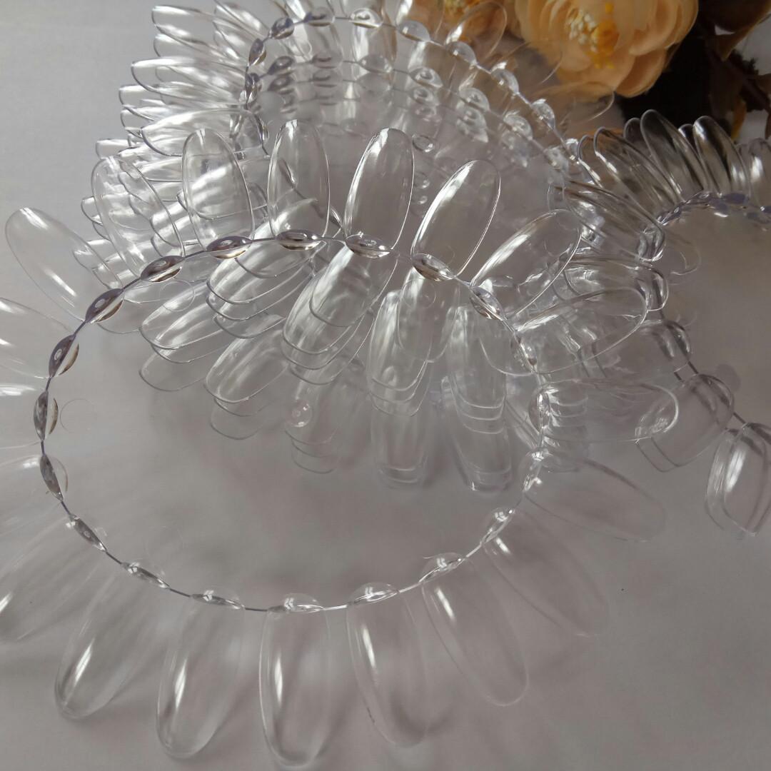 Палитра ромашка упаковка 10шт прозрачная
