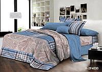 Семейный комплект постельного белья из ранфорса Араш