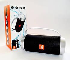 Портативная колонка беспроводная Bluetooth JBL Charge J5 с фонариком