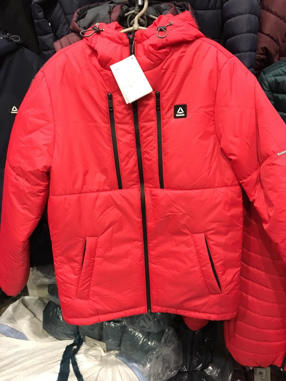 куртка мужская рибок