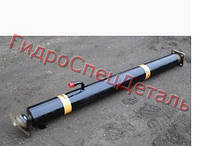 Гидроцилиндр КАМАЗ (3-х штоковый) 55111-8603010 -3ш (Совок)