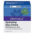 Зволожуючий денний крем з гіалуронової кислотою *Derma E (США)*, фото 2