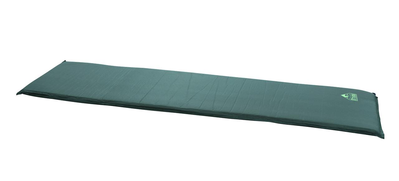 Самонадувной коврик 68056 Bestway Mondor Camp Mat каремат для пикника кемпинга