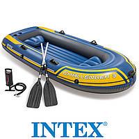 Надувная лодка INTEX Challenger 3