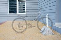 Велопарковки из стеклофибробетона