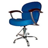Парикмахерское кресло на гидравлике