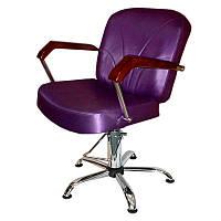 Кресло для парикмахерской на гидравлике