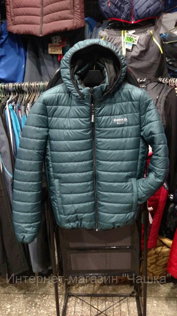 Мужская спортивная куртка Reebok копия , фото 2 ... 82126bacbbb
