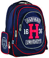 Модный школьный рюкзак S-24 Harvard